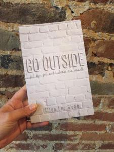 go outside book