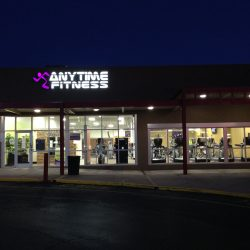 Anytime Fitness - GOVSQ Evening Picture